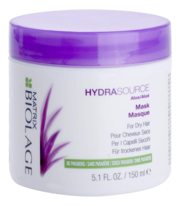 Matrix Biolage Hydra Source маска  за суха коса