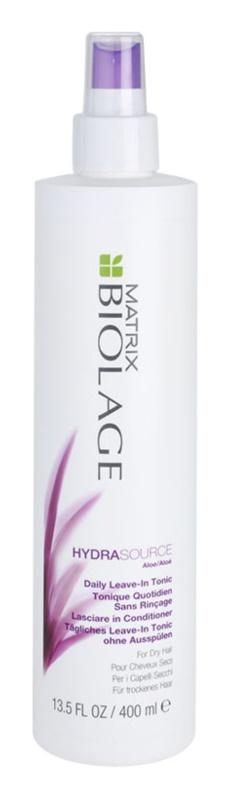 Matrix Biolage Hydra Source Tonic  voor Droog Haar