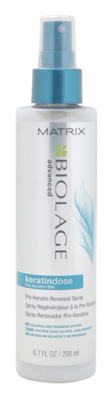 Matrix Biolage Advanced Keratindose Repair Spray For Sensitive Hair