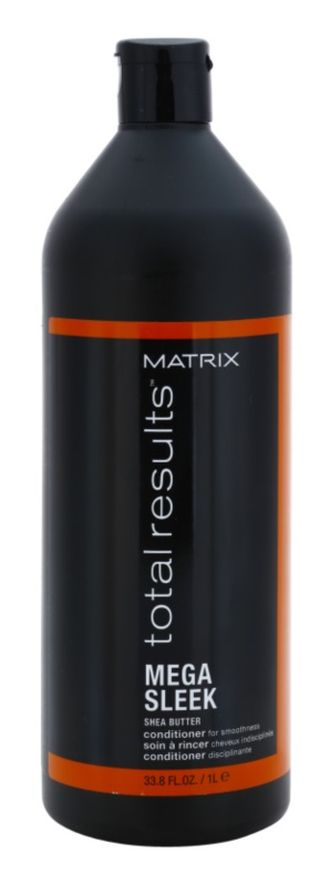 Matrix Total Results Mega Sleek Conditioner For Unruly And Frizzy Hair