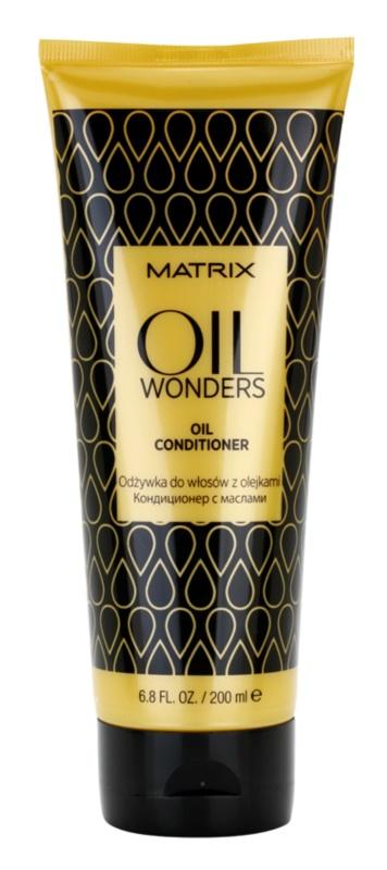 Matrix Oil Wonders odżywka odżywiająca z olejkiem arganowym