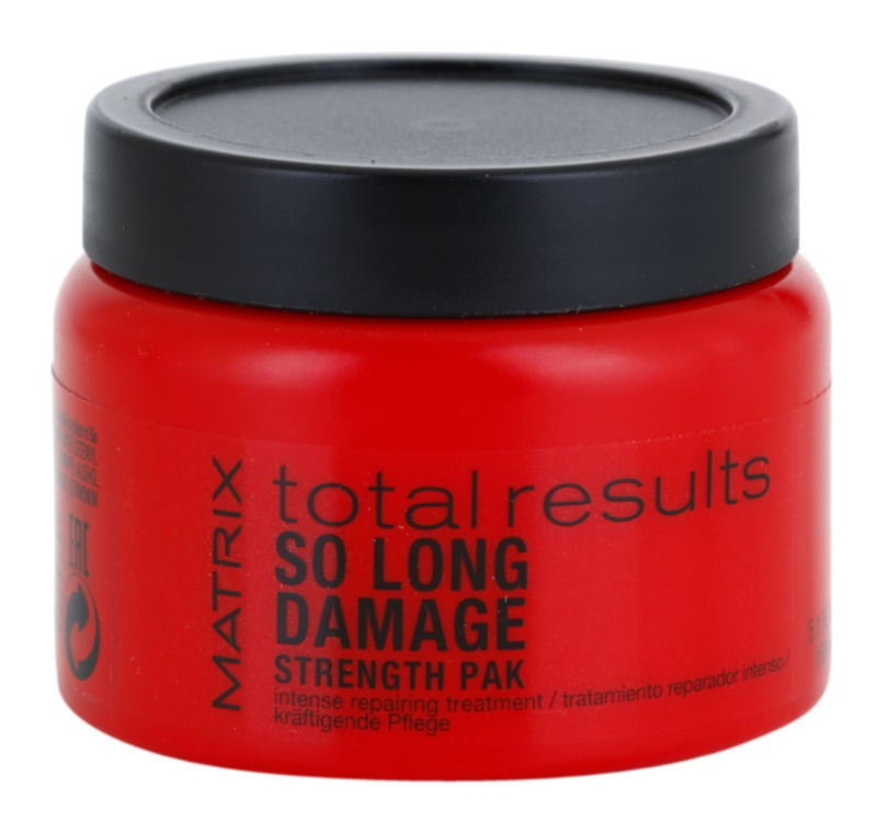 Matrix Total Results So Long Damage masca regeneratoare cu ceramide
