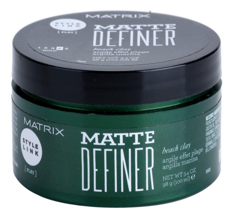 Matrix Style Link Play Matterende Klei  voor Strand Effect