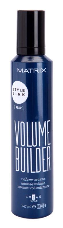 Matrix Style Link Prep Schaumfestiger für mehr Volumen