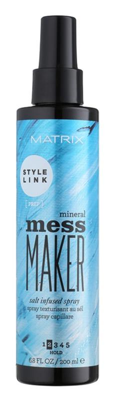 Matrix Style Link Prep Spray für einen Strandeffekt