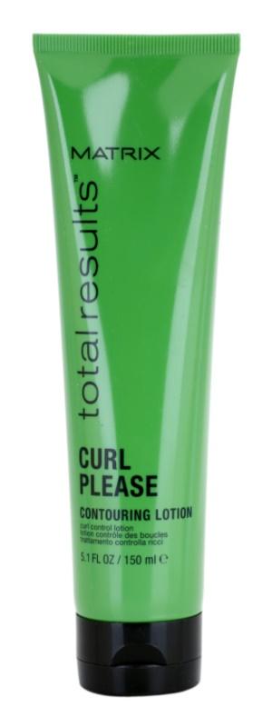 Matrix Total Results Curl Please mleczko do stylizacji do włosów kręconych