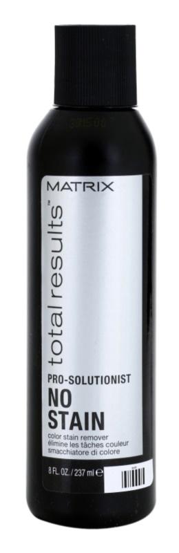 Matrix Total Results Pro Solutionist smacchiatore per macchie colorate rimaste dopo la colorazione dei capelli