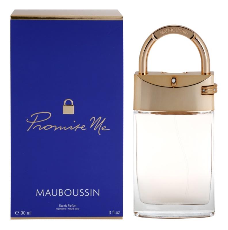 Mauboussin Promise Me Eau de Parfum voor Vrouwen  90 ml