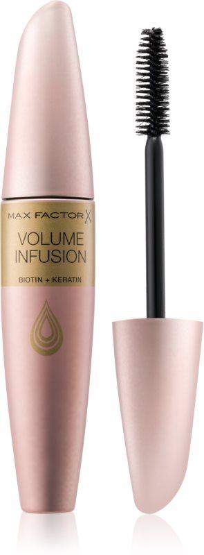 Max Factor Volume Infusion maskara s keratinom z biotinom