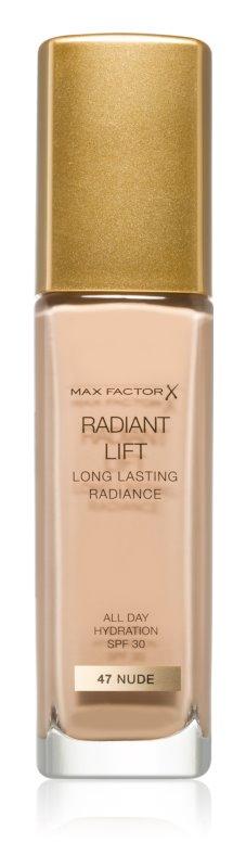 Max Factor Radiant Lift dlhotrvajúci make-up SPF 30