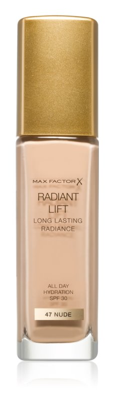 Max Factor Radiant Lift стійкий тональний крем SPF 30