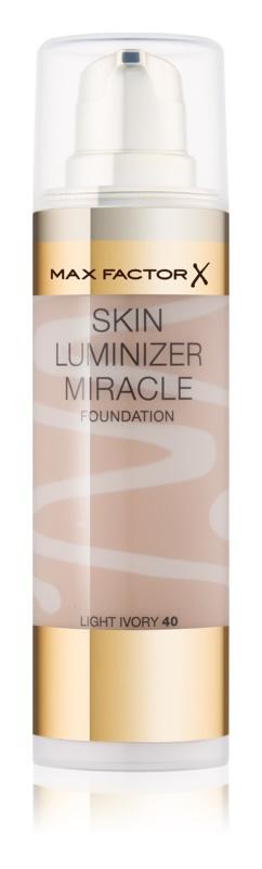 Max Factor Skin Luminizer Miracle auffrischendes Make-up