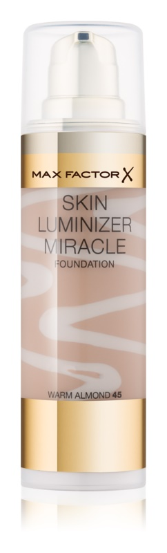 Max Factor Skin Luminizer Miracle make-up pentru luminozitate