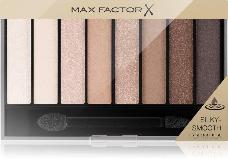 Max Factor Masterpiece Nude Palette paleta očných tieňov