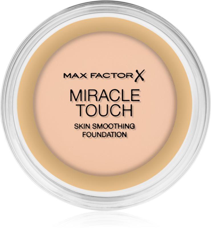 Max Factor Miracle Touch tональні засоби для всіх типів шкіри