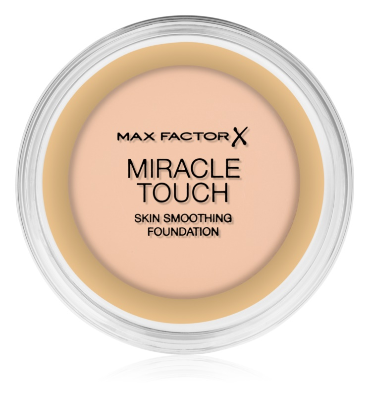 Max Factor Miracle Touch tekoči puder za vse tipe kože