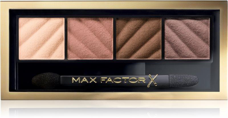 Max Factor Smokey Eye Matte Drama Kit paleta senčil za oči