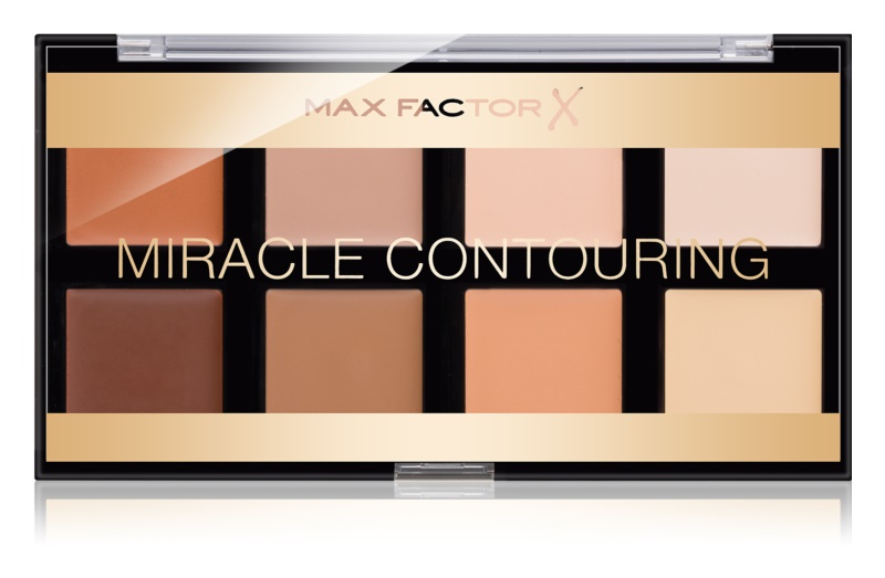 Max Factor Miracle Contouring palette contorno viso