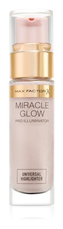 Max Factor Miracle Glow univerzálny rozjasňovač