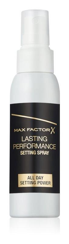 Max Factor Lasting Performance fixačný sprej na make-up