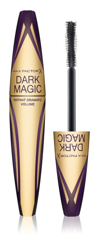 Max Factor Dark Magic mascara cu efect de volum
