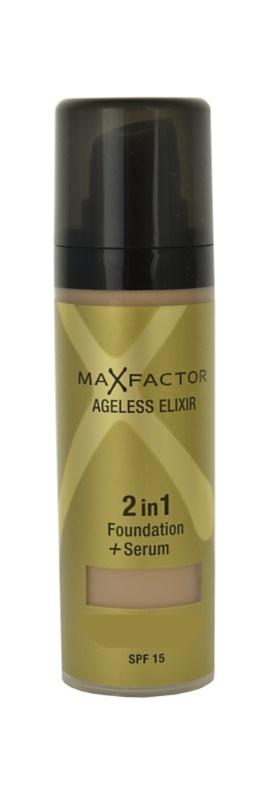 Max Factor Ageless Elixir тональні засоби