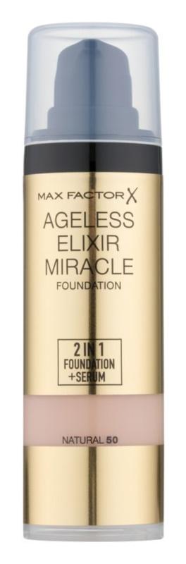 Max Factor Ageless Elixir Foundation