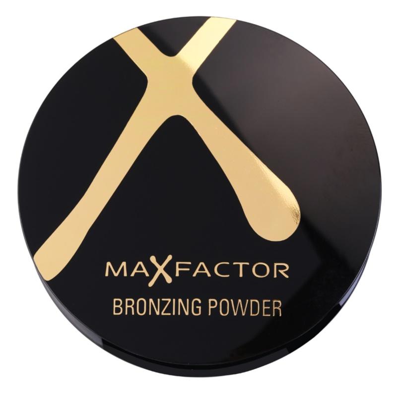 Max Factor Bronzing Powder bronzujúci púder