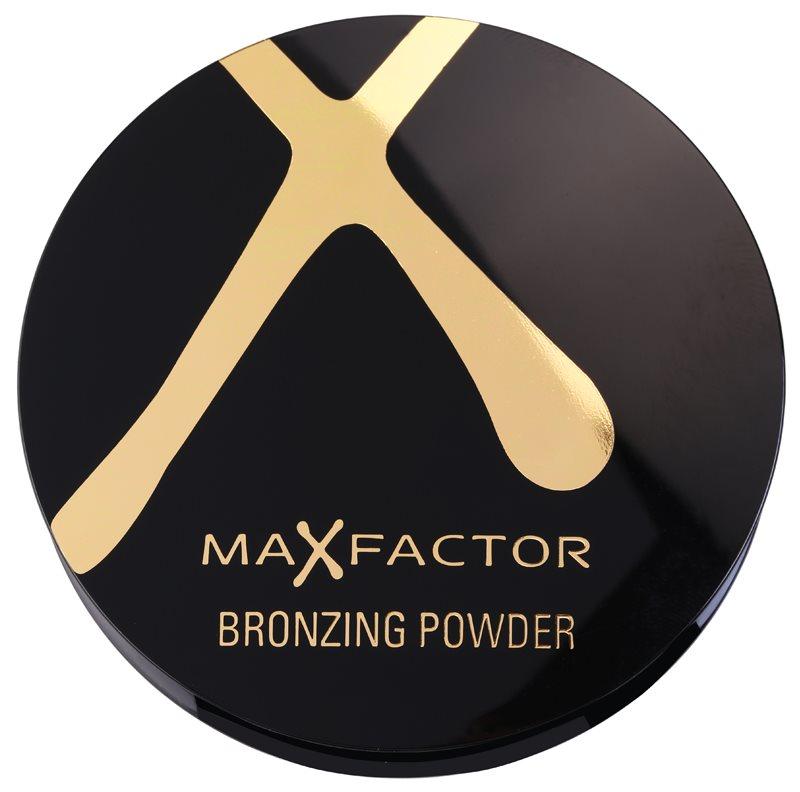 Max Factor Bronzing Powder polvos bronceadores