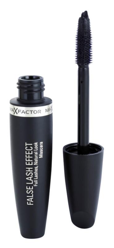 Max Factor False Lash Effect Mascara für mehr Volumen und die Teilung der Wimpern