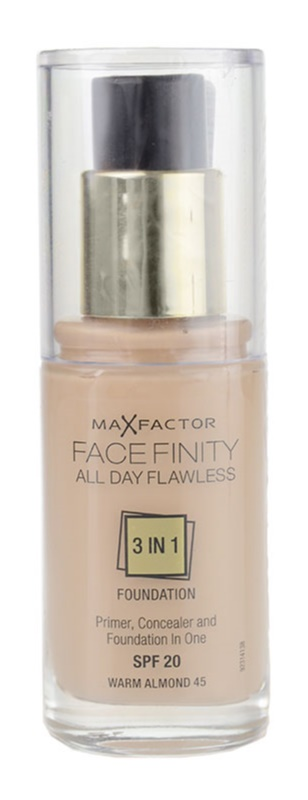 Max Factor Facefinity make-up 3 v 1
