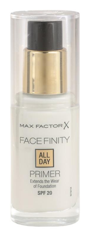 Max Factor Facefinity baza pod podkład