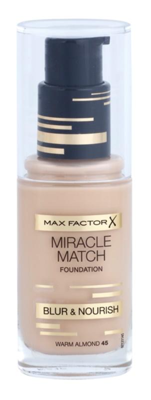 Max Factor Miracle Match make up lichid  cu efect de hidratare