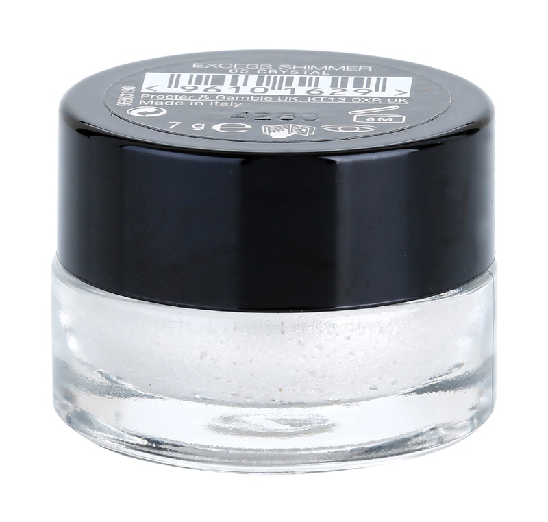 Max Factor Excess Shimmer gelové oční stíny