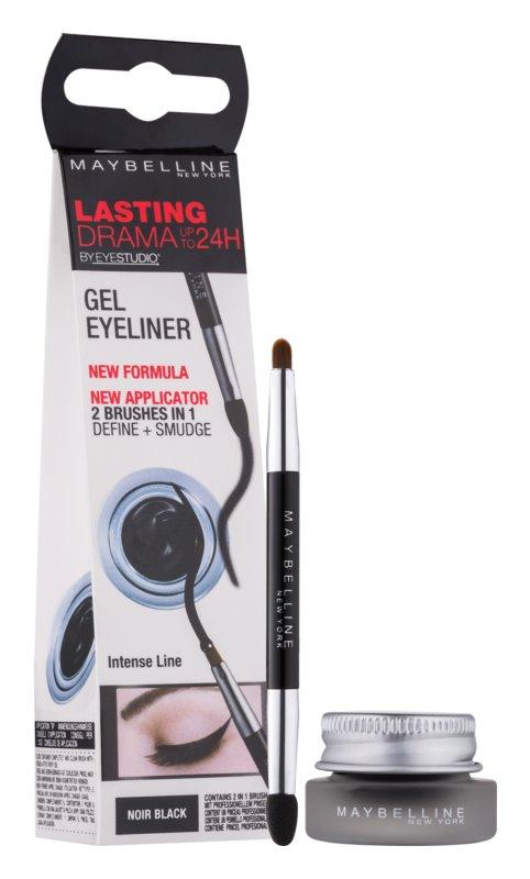 Maybelline Eyeliner Lasting Drama™ delineador em gel