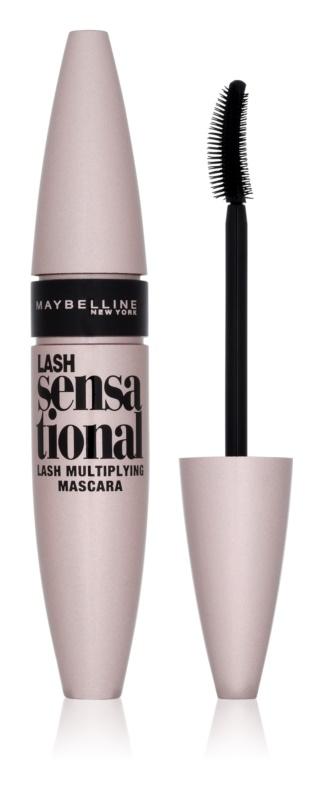 Maybelline Lash Sensational máscara reforçadora para pestanas cheias