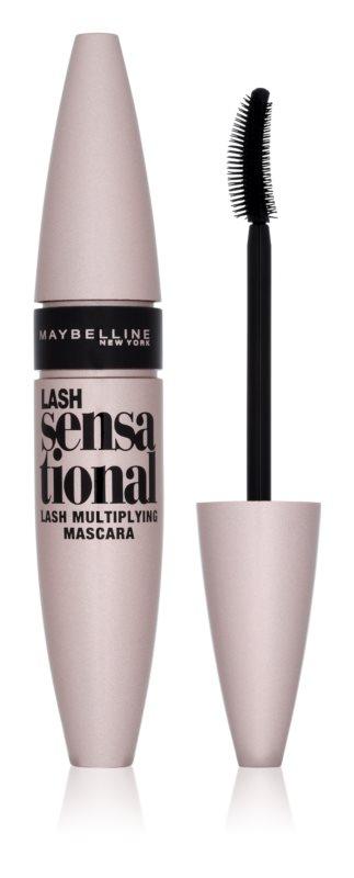 Maybelline Lash Sensational podaljševalna maskara za polne trepalnice