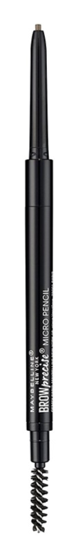 Maybelline Brow Precise creion pentru sprancene cu pensula