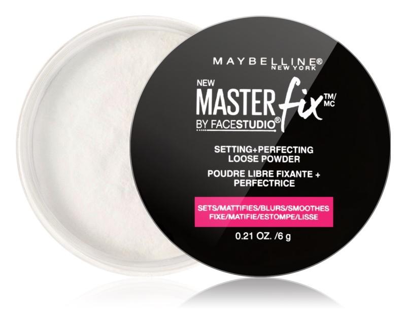 Maybelline Master Fix pudra translucida