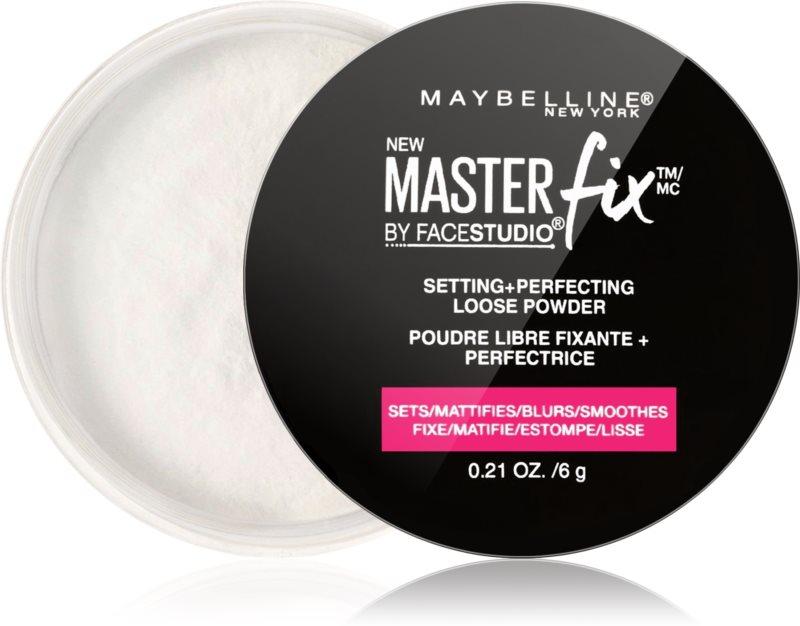 Maybelline Master Fix транспарентна пудра на прах