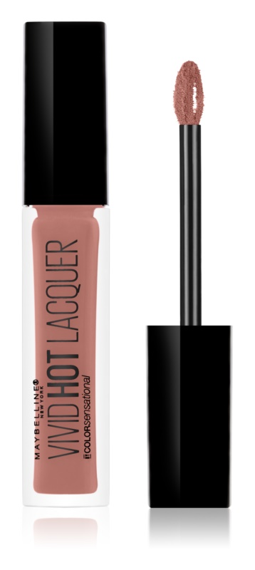Maybelline Color Sensational Vivid Hot Laquer блиск для губ