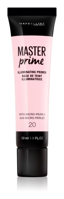 Maybelline Master Prime rozjasňujúca báza pod make-up