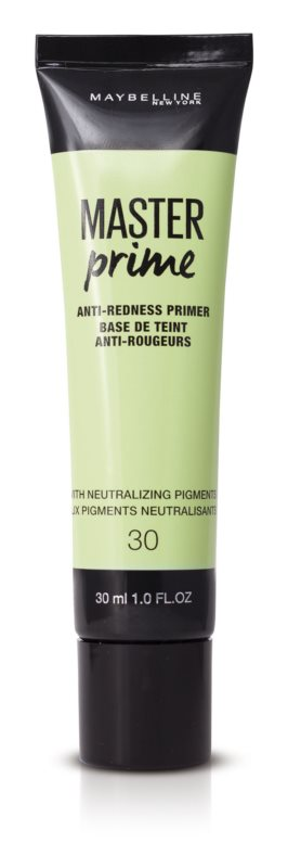 Maybelline Master Prime Anti-Roodheid Make-up Base
