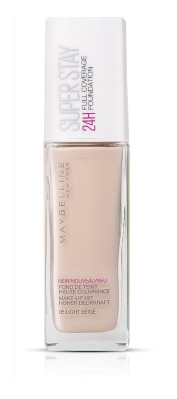 Maybelline SuperStay 24H tekutý krycí makeup