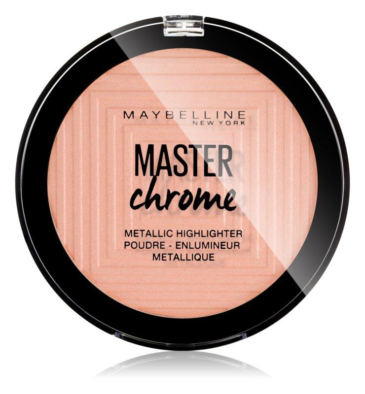 Maybelline Master Chrome enlumineur
