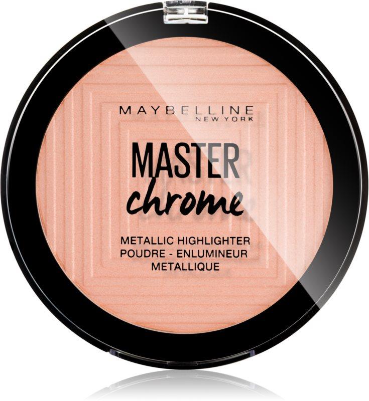 Maybelline Master Chrome osvetljevalec