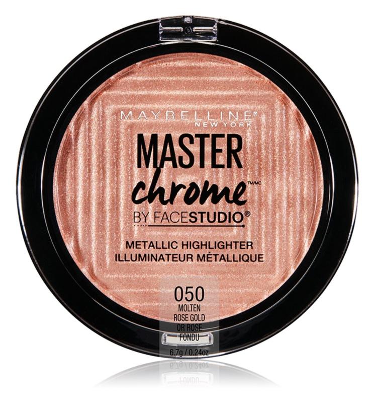 Maybelline Master Chrome хайлайтер