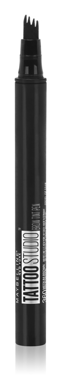 Maybelline Tattoo Brow 24H MicroPen Tint стійкий фломастер для брів