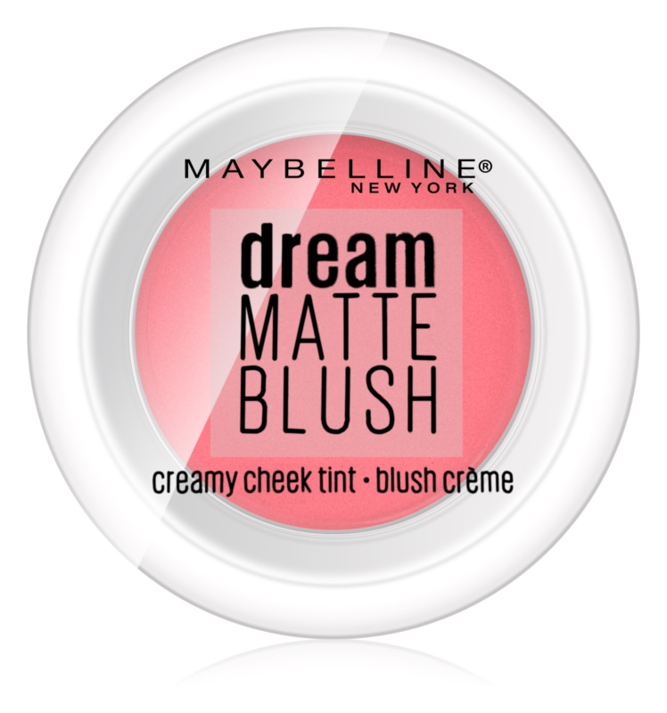 Maybelline Dream Matte Blush blush crème mat