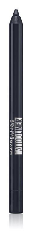 Maybelline Tattoo Liner gelová tužka na oči